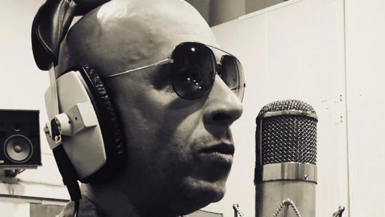 Vin Diesel revela que lançará um disco com músicas originais