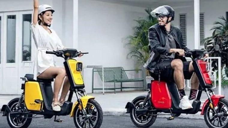 Xiaomi anuncia moto elétrica de baixo custo