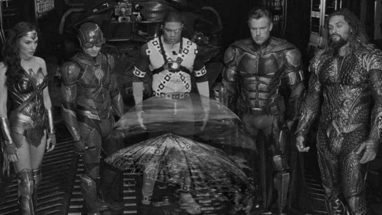 Liga da Justiça | Zack Snyder divulga foto da equipe reunida
