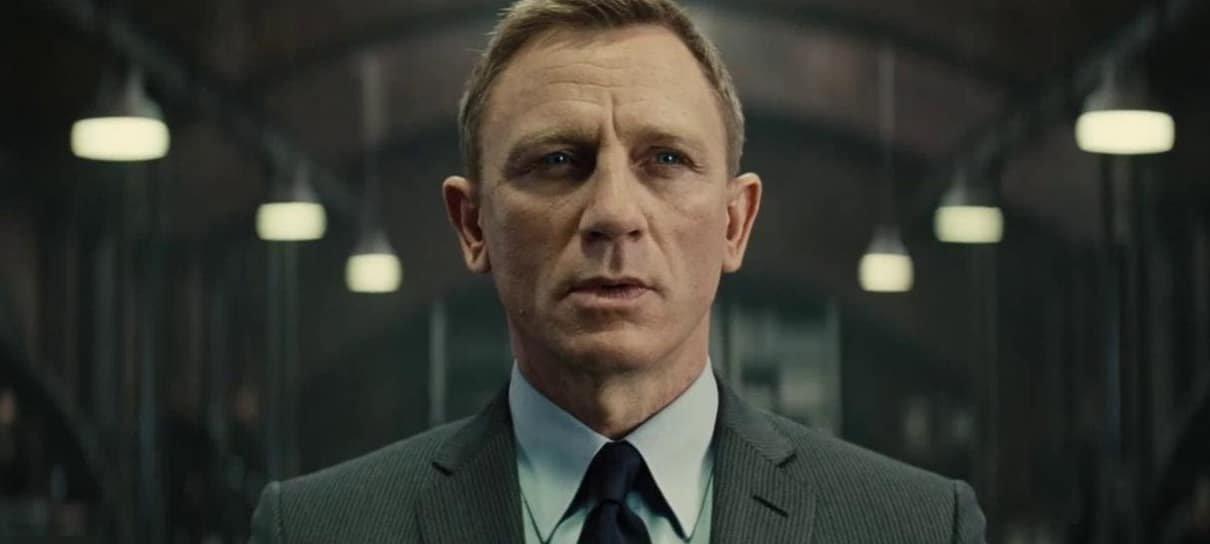 007 - Sem Tempo Para Morrer | Diretor queria que o filme fosse alucinação de James Bond
