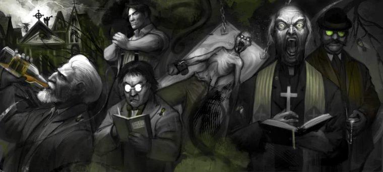 Nerdcast RPG Call of Cthulhu