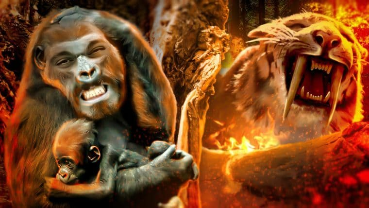 Ancestors: The Humankind Odyssey - Sobrevivência em família!