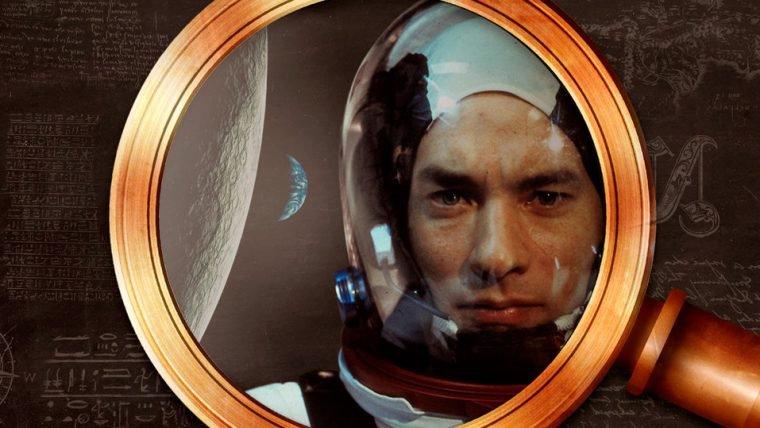 História no filme Apollo 13