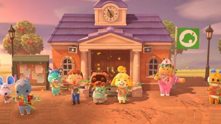 Animal Crossing: New Horizons vendeu 5 milhões de cópias no primeiro mês, aponta pesquisa