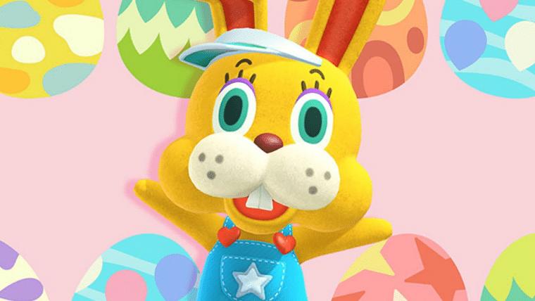 Animal Crossing diminui taxa de aparição de ovos de Páscoa após reclamação dos jogadores