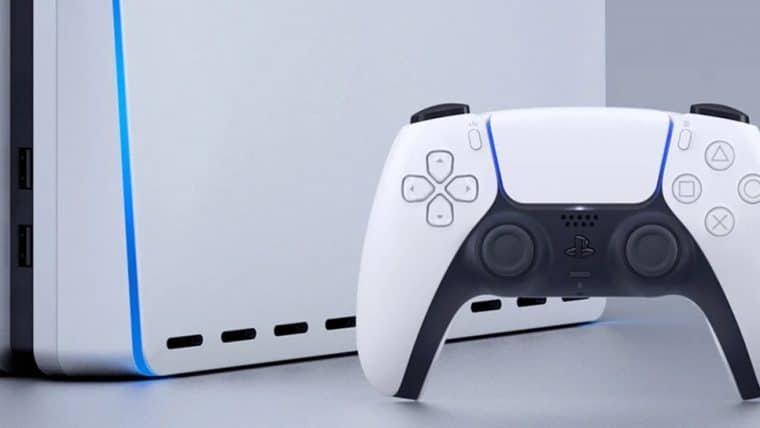 Artista imagina o visual do PlayStation 5 com base no estilo do DualSense