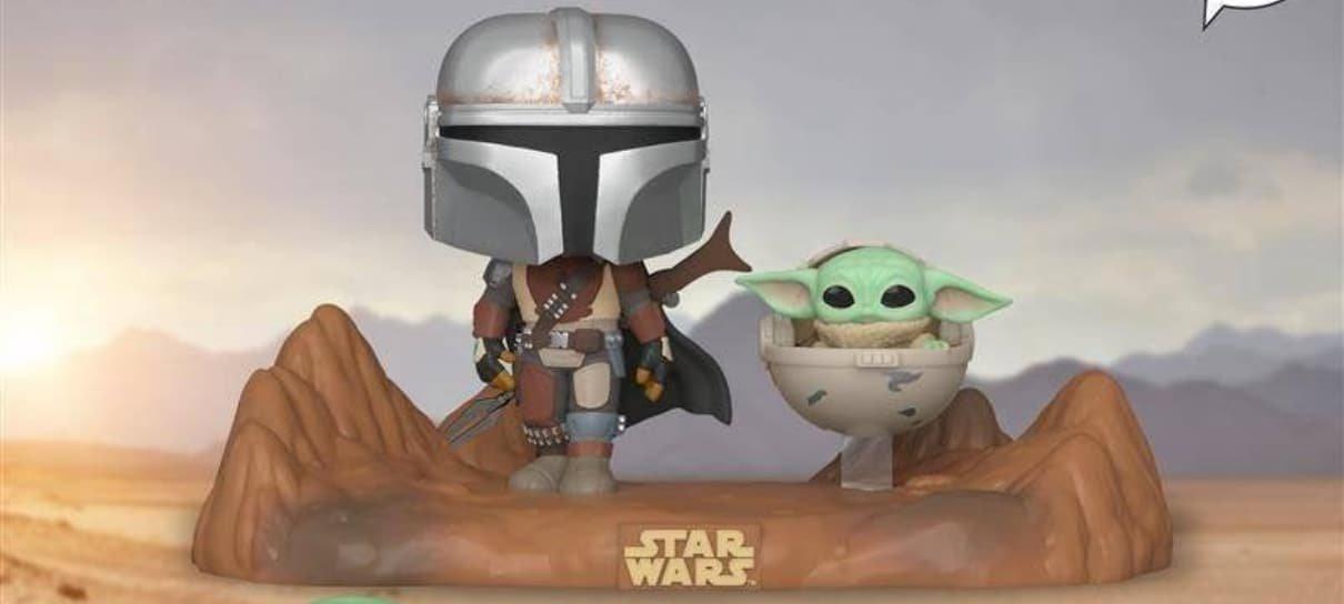 Baby Yoda ganha novos colecionáveis Funko Pop!