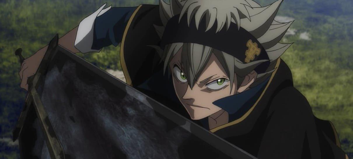 Black Clover   Novos episódios do anime são adiados por tempo indeterminado