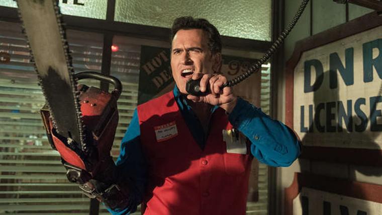 Doutor Estranho 2   Bruce Campbell, de Uma Noite Alucinante, quer aparecer no filme