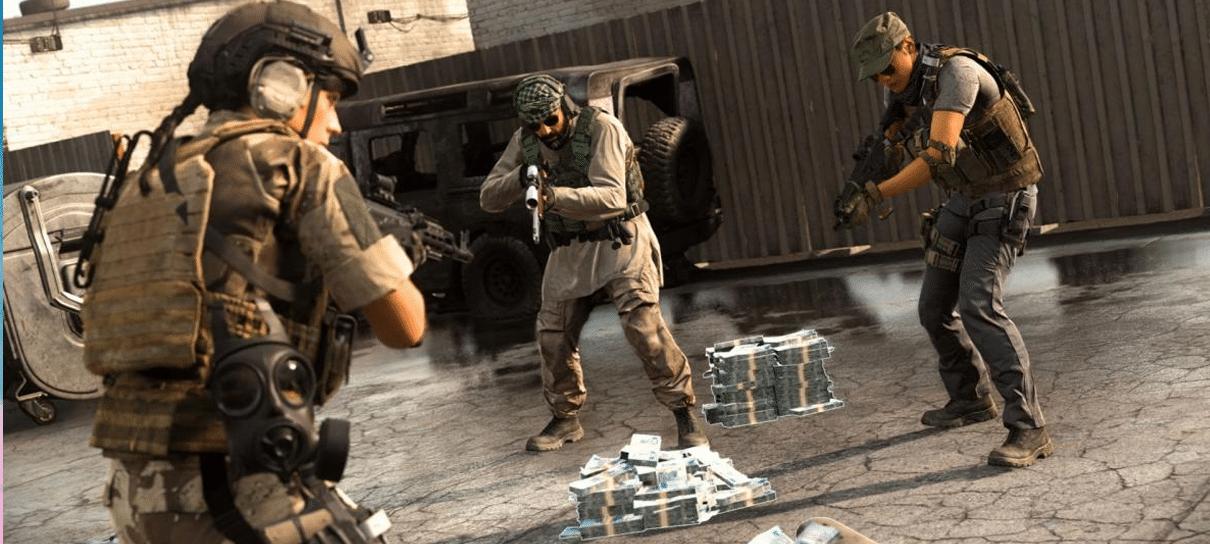 Call of Duty: Warzone coloca jogadores suspeitos de usarem cheats nas mesmas partidas