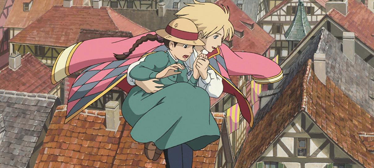 Mais sete filmes do Studio Ghibli chegam ao catálogo da Netflix