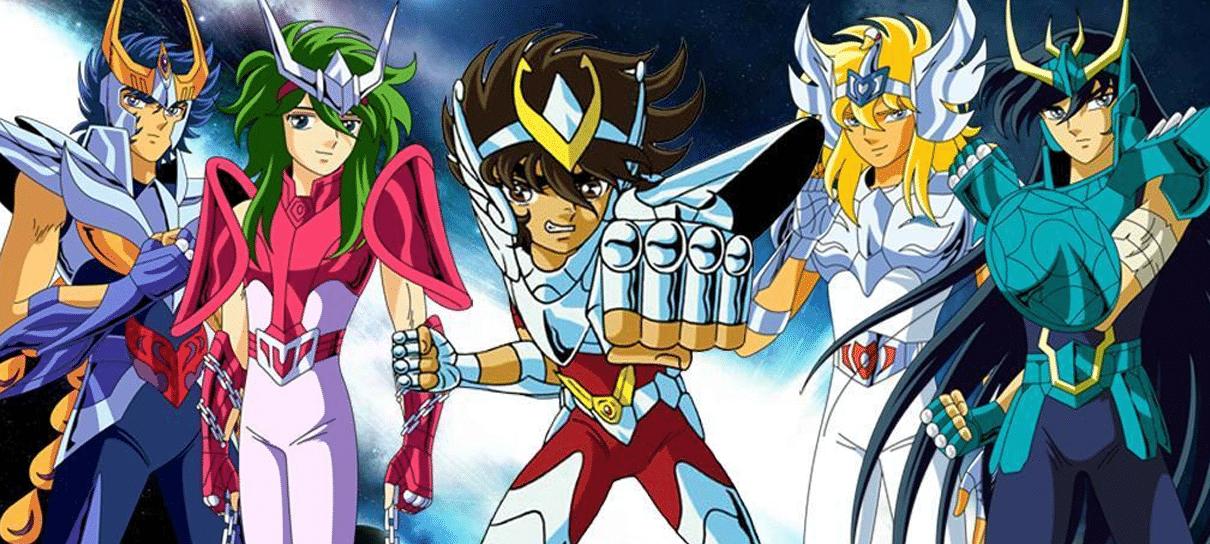 Cavaleiros do Zodíaco | Episódios são publicados no YouTube com o apoio de Kurumada