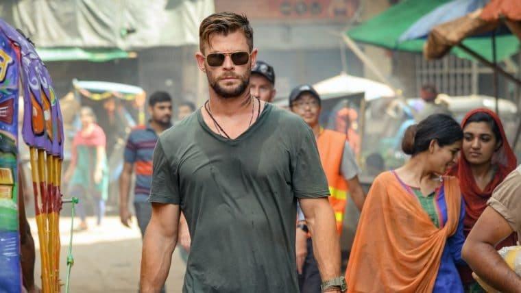 Resgate | Cena traz momentos de tensão entre Chris Hemsworth e David Harbour