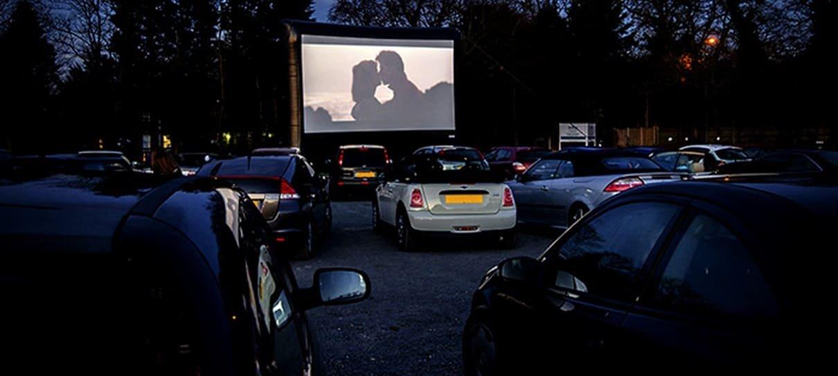 Cinema drive-in foi responsável por toda a bilheteria americana no último final de semana