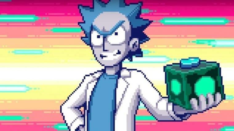 Todos os vídeos especiais de Rick and Morty