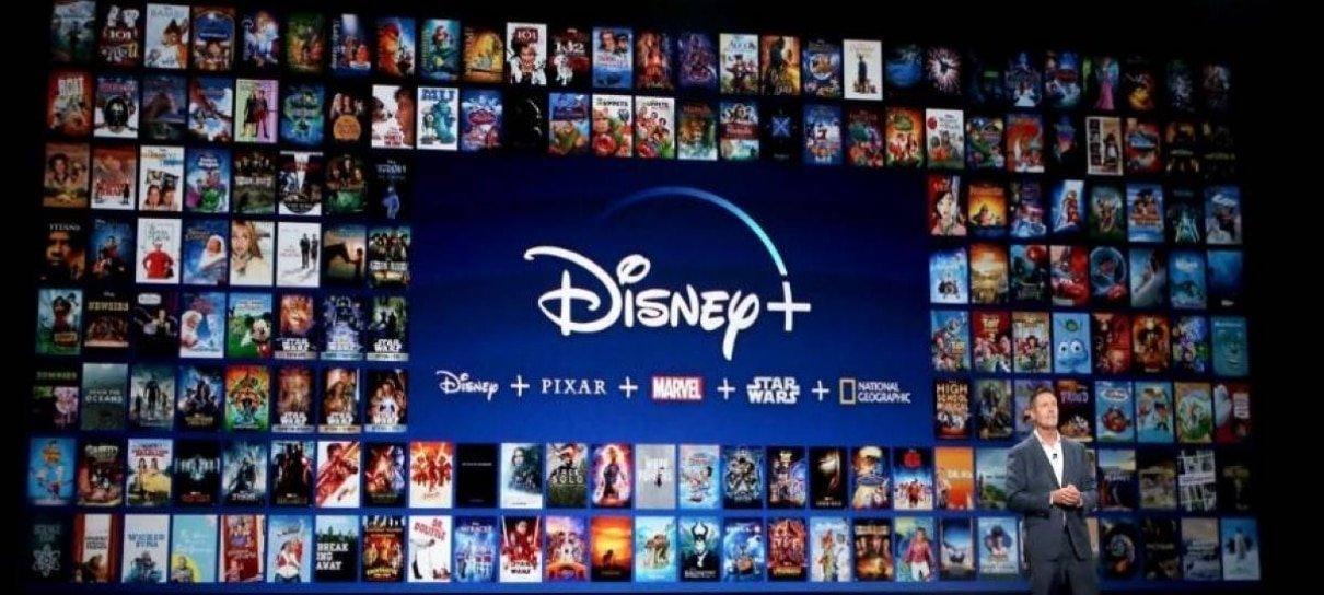 Disney Plus ultrapassa 50 milhões de assinantes e ainda não chegou ao Brasil