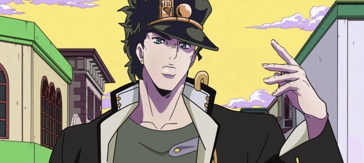 Eiichiro Oda, criador de One Piece, cria arte de JoJo's Bizarre Adventure