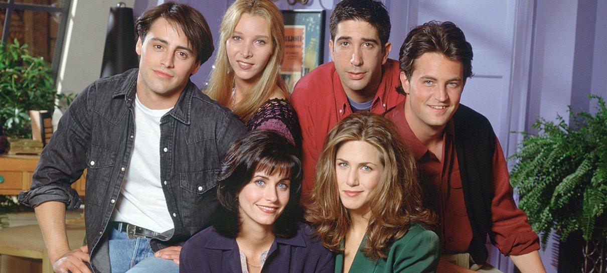 Estreia do episódio especial de Friends é adiada por conta do coronavírus, diz site