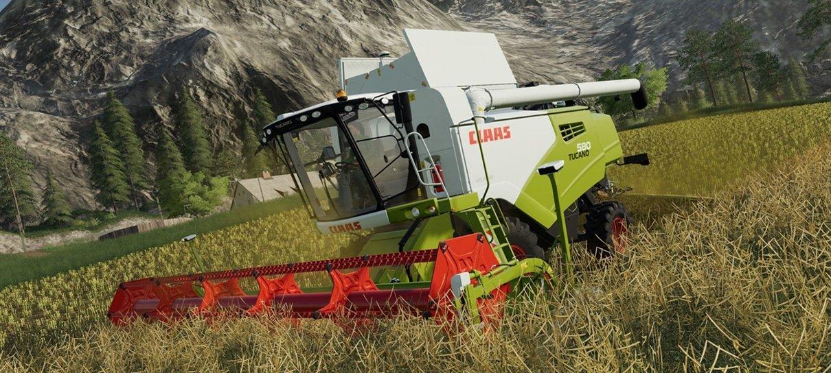 PS Plus de maio traz Farming Simulator 19 e Cities Skylines