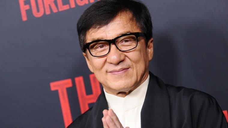 Jackie Chan quer que os fãs se protejam e pede a todos que lavem sempre as mãos