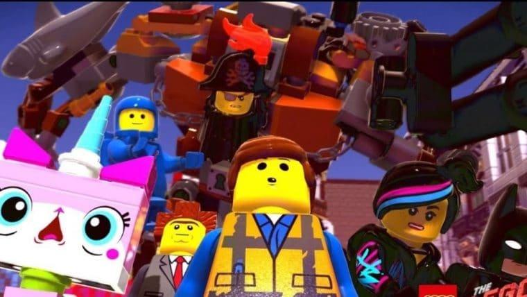 LEGO fecha acordo de cinco anos com a Universal Pictures para a produção de filmes