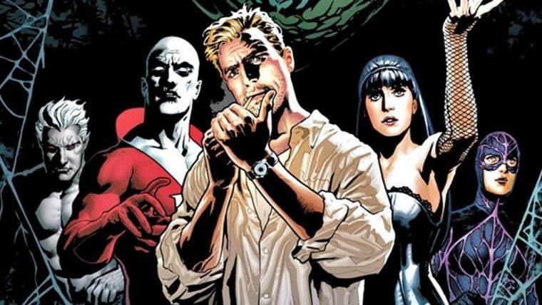 A Liga da Justiça Sombria terá série no HBO Max