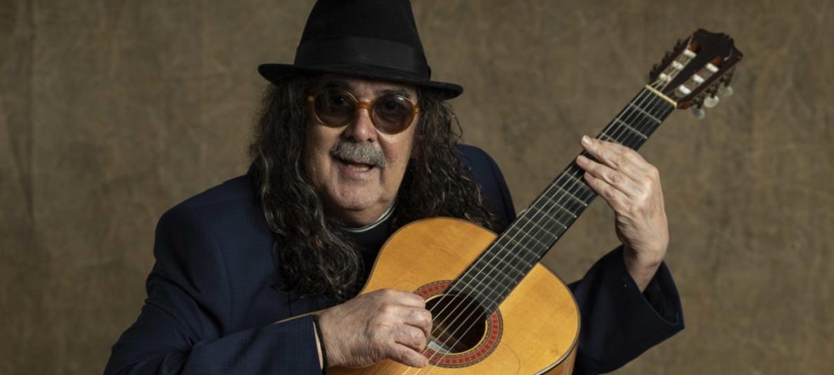 Morre cantor e compositor Moraes Moreira, aos 72 anos
