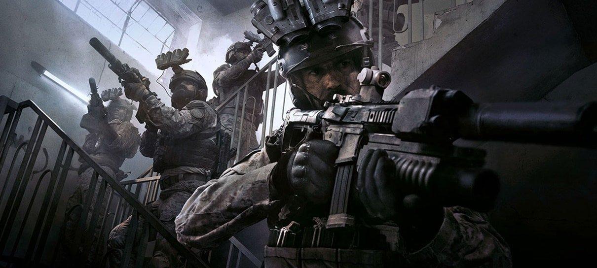 Multiplayer de Call of Duty: Modern Warfare ficará gratuito no final de semana