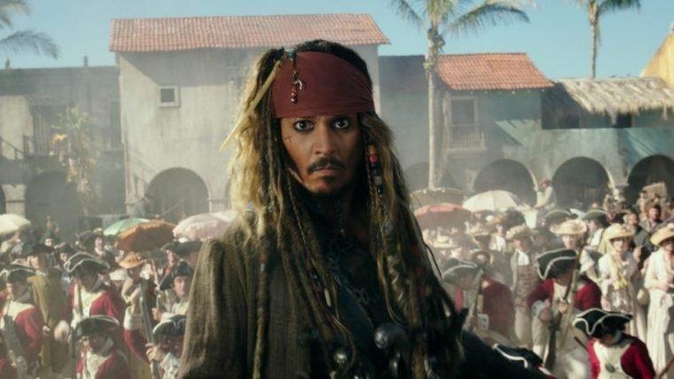 Ator de Piratas do Caribe diz que a Disney quer fazer um sexto filme da franquia