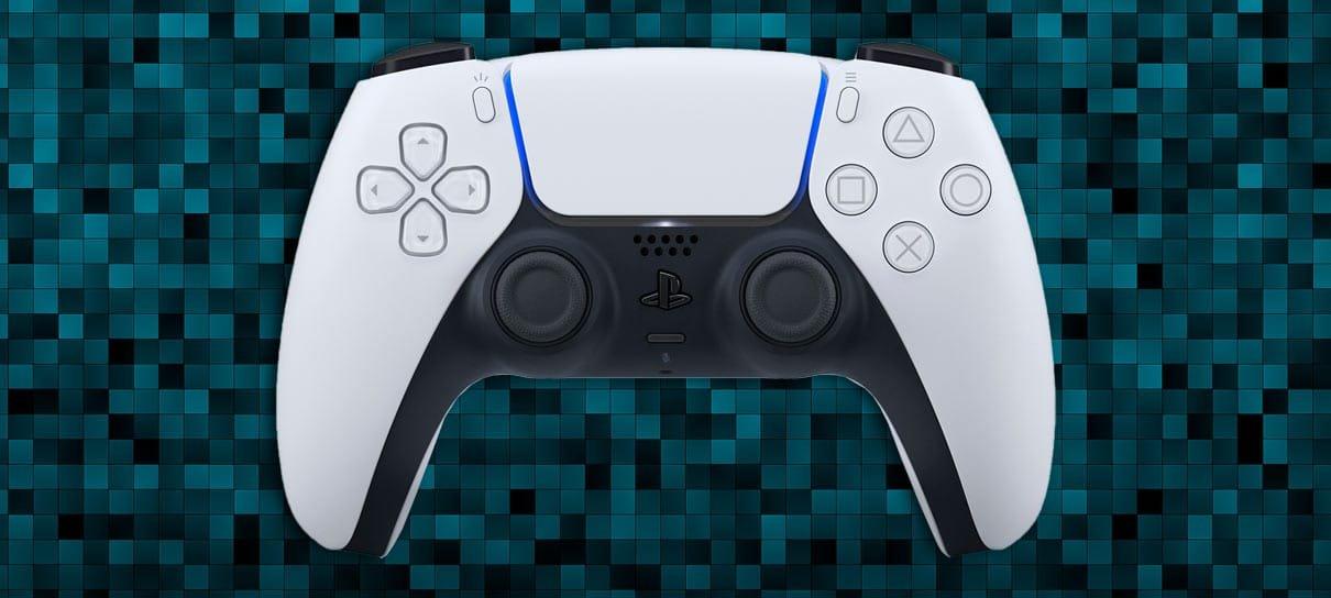 DualSense, controle sem fio do PlayStation 5, é revelado