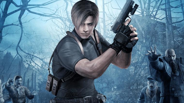 Resident Evil 4 pode ter um remake já em desenvolvimento