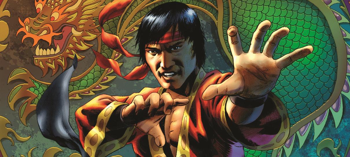 Diretor de Shang-Chi,da Marvel, publica foto de bastidores com elenco
