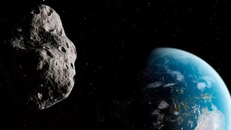Site transmitirá a passagem do asteroide gigante pela Terra hoje (28)