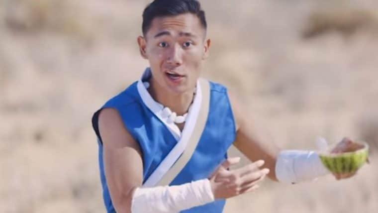 Avatar: A Lenda de Aang   Vídeo feito por fãs mostra Sokka muito louco no suco de cacto