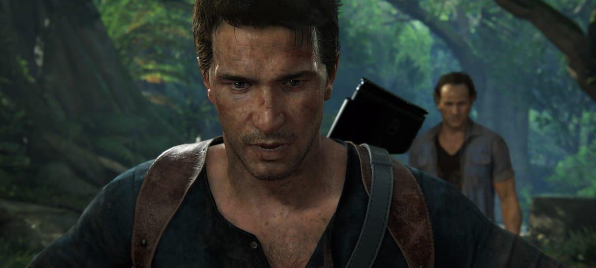 Sony adianta estreia do filme de Uncharted para julho de 2021