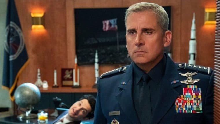 Space Force, série dos criadores de The Office, ganha data de estreia na Netflix
