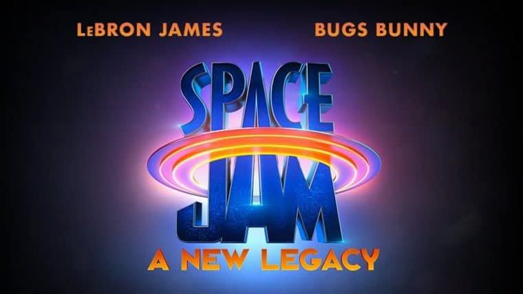 Space Jam 2 ganha título oficial e logo