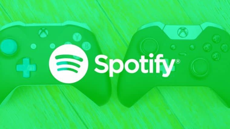 Consumo de playlists de videogames no Spotify aumentaram 41% no último mês