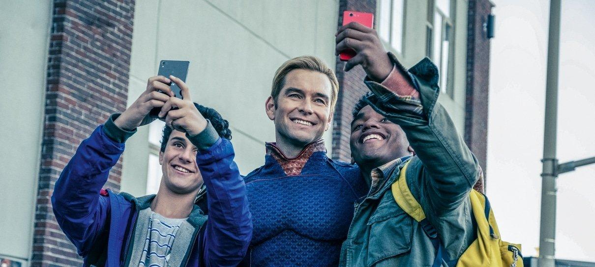 The Boys foi renovada para a terceira temporada pela Amazon, diz site