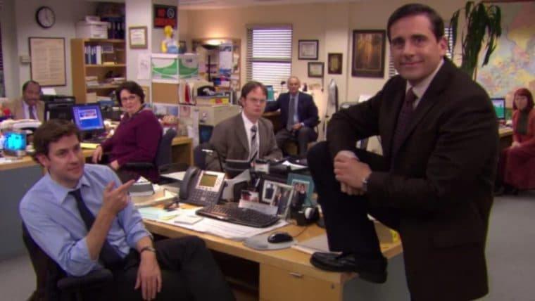 The Home Office? Produtores de The Office desenvolvem nova série focada em trabalho remoto