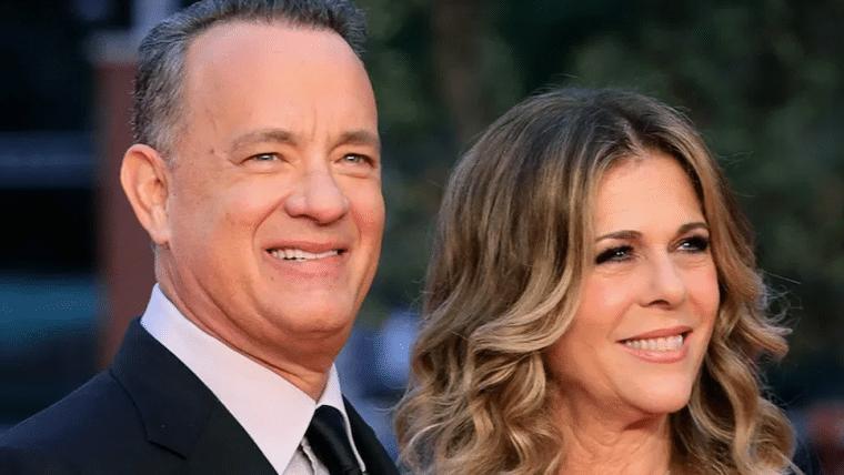 Tom Hanks e Rita Wilson doam sangue para pesquisa de vacina contra o coronavírus