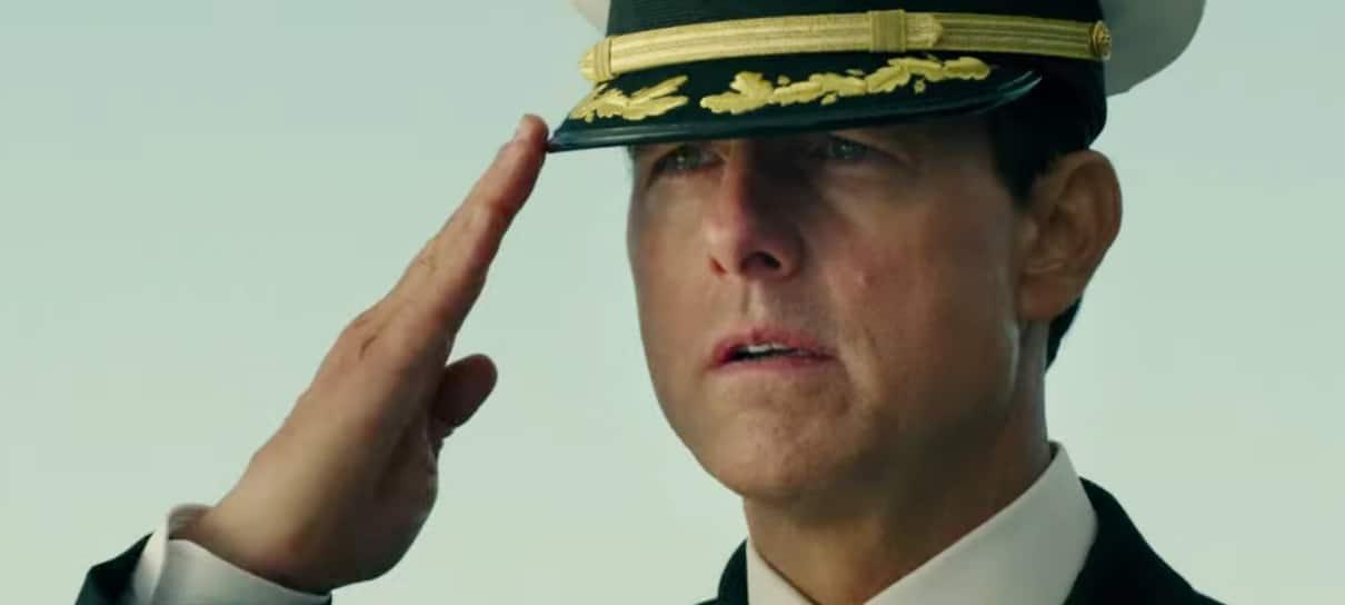 Top Gun: Maverick muda a data de estreia