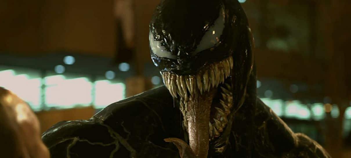Sony divulga logo da sequência de Venom