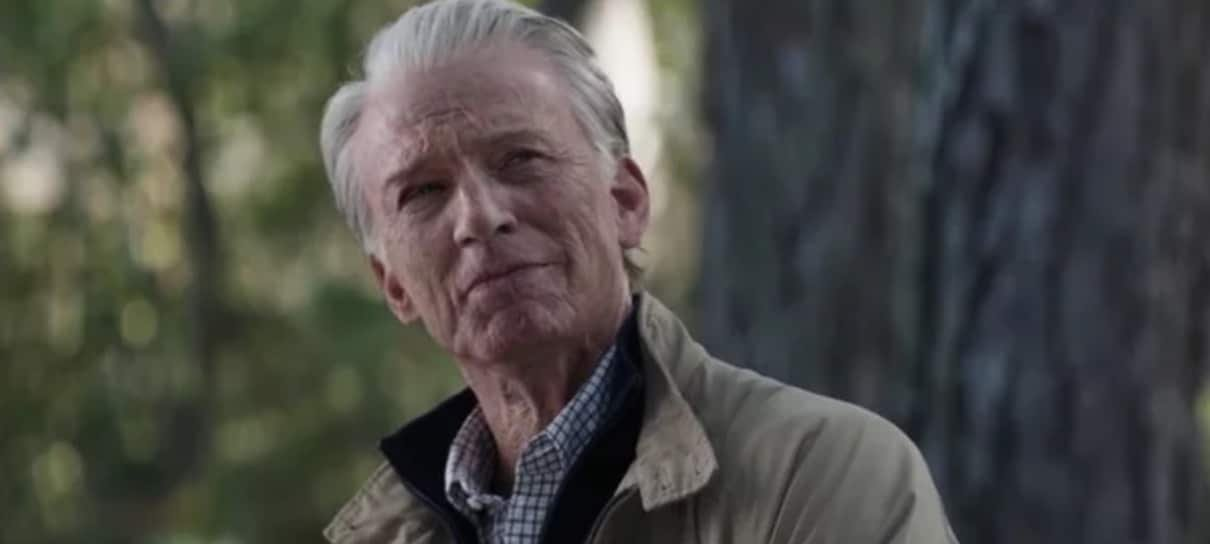 Vingadores | Mãe do Chris Evans chorou ao ver a versão mais velha do Capitão América