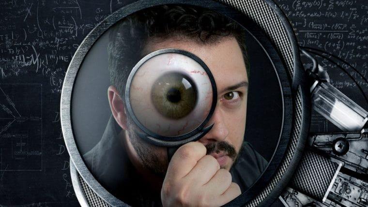 Qual o frame rate do nosso olho?