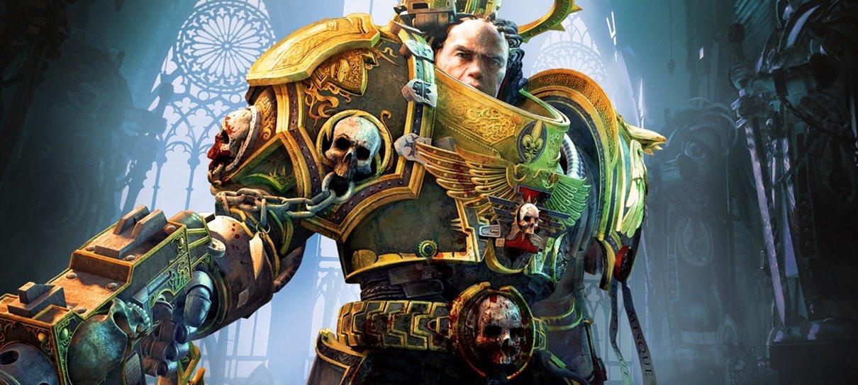 Warhammer 40.000 e Overlord 2 são destaques da Games With Gold de maio