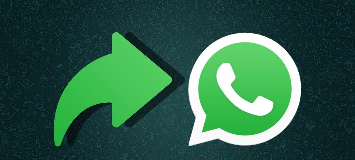 WhatsApp anuncia redução em 70% no número de mensagens encaminhadas