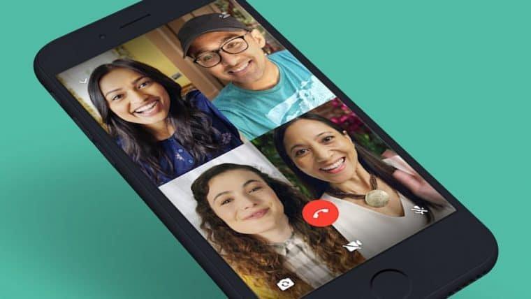 Whatsapp ganha opção de videochamadas com até oito pessoas