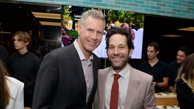 The Shrink Next Door   Apple TV+ anuncia série estrelada por Paul Rudd e Will Ferrell