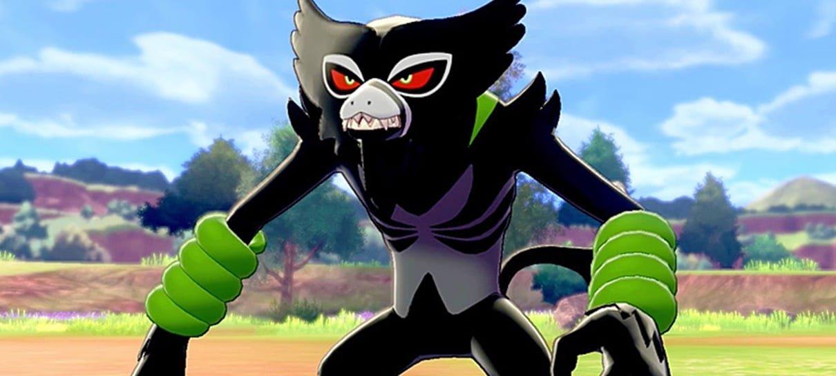 Zarude, novo Pokémon mítico de Sword & Shield, terá golpe inédito e exclusivo